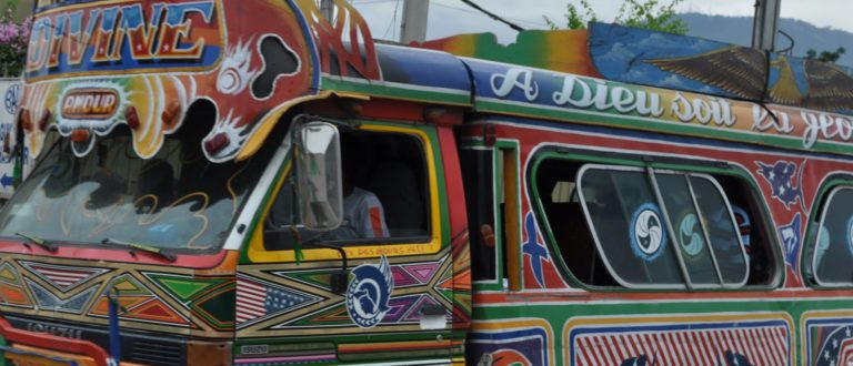 Article : Le transport en commun à Port-au-Prince, un exercice peu agréable