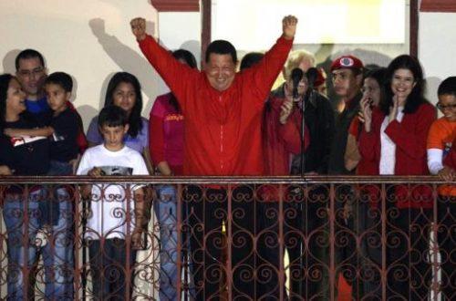 Article : Chavez ! un vrai démocrate