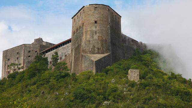 The Citadelle Laferrière, HaitiBy Alex E. Proimos Flirck cc