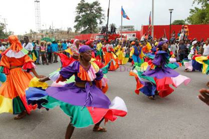 Carnaval des Fleurs 2013, Richarson Dorvil Presents, Rapadoo