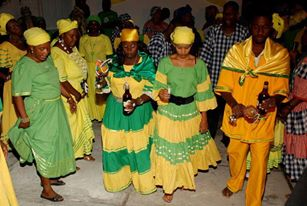 Ceremonie de vodou Page facebook Richarson Dorvil