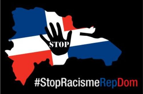 Article : #StopRacismeRepDom